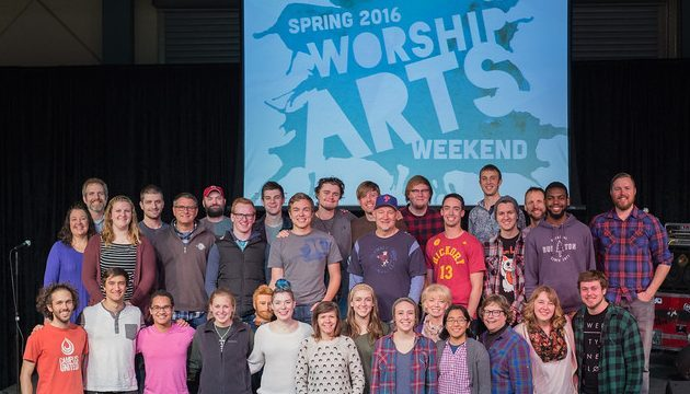 Developing student leaders – musically, and spiritually!