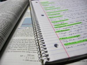 studynotes