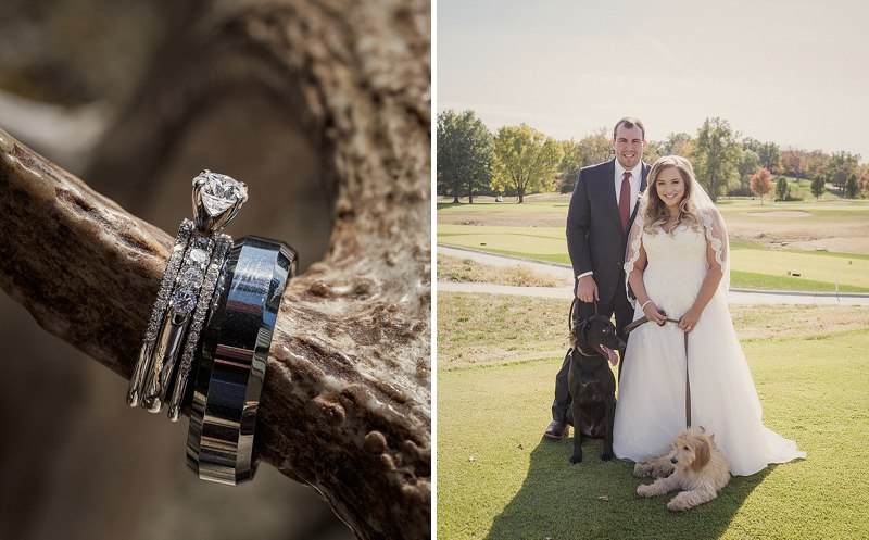 Columbia Country Club Wedding  |  Connor & Jacquelyn