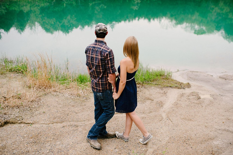 Brie & Justin |  Engagement Photographs