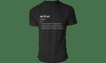 Writer Tee-Shirt