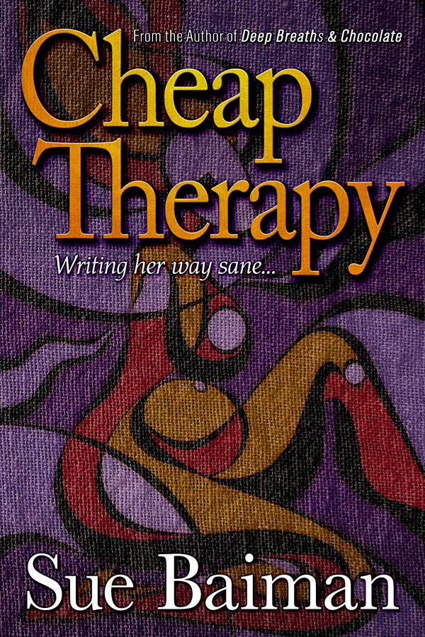 SueBaimanCheap Therapy-Front