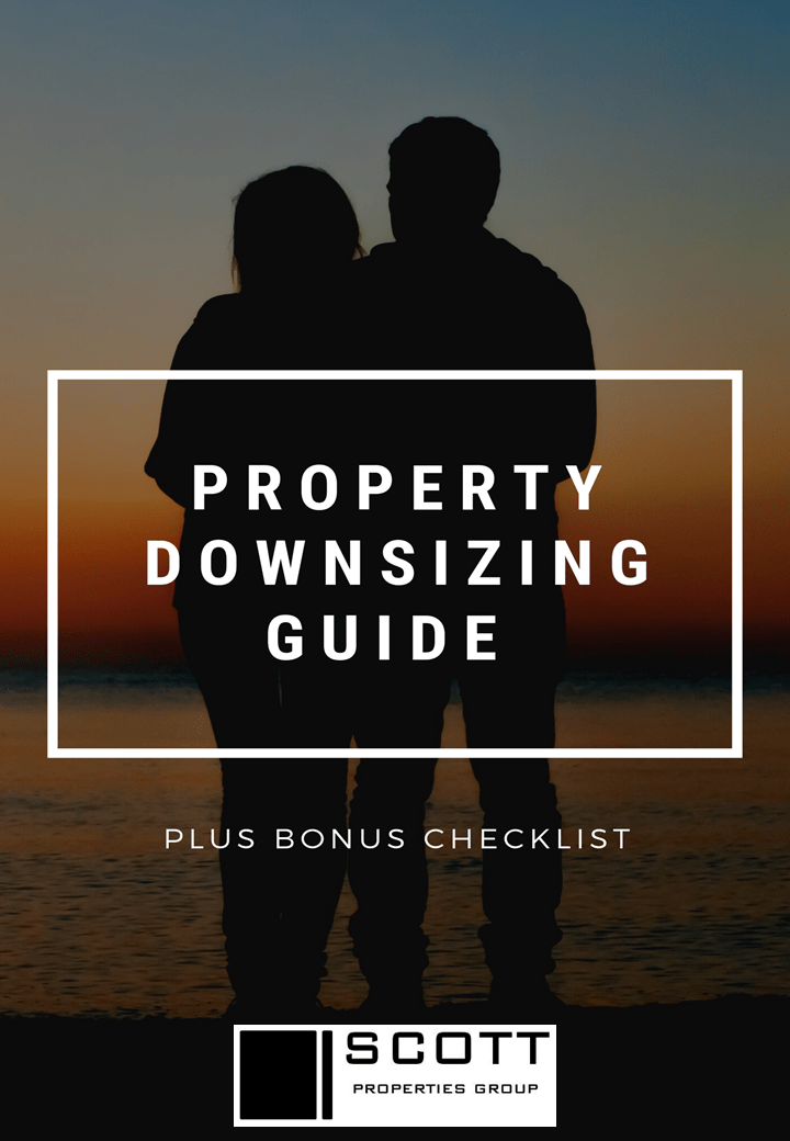 Scott Properties Group -Downsizing Guide and Checklist