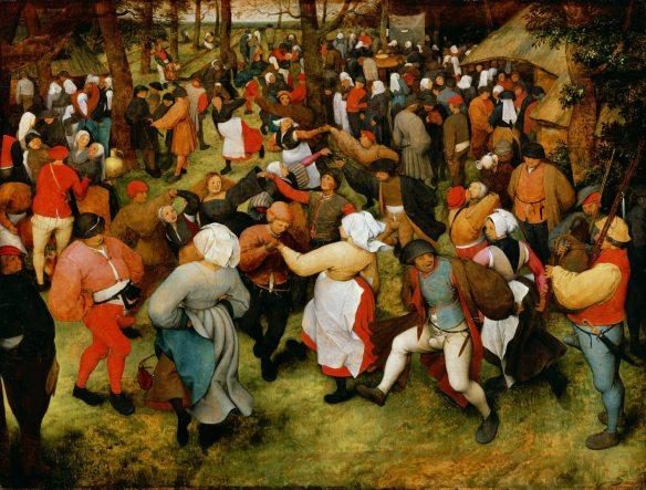 1566 oil-on-panel painting by Pieter Bruegel the Elder.