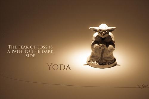 Yoda Fear of Loss