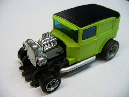 On The Bench Scott S Aurora Afx Slot Cars