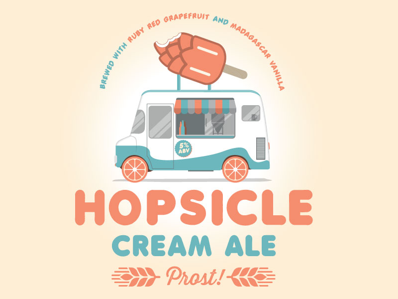 Hopsicle