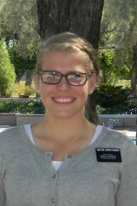 Sister Christensen