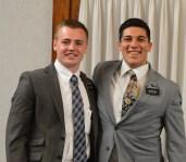 Elders Johnson and Edmondson