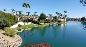 Scottsdale Ranch lakeview