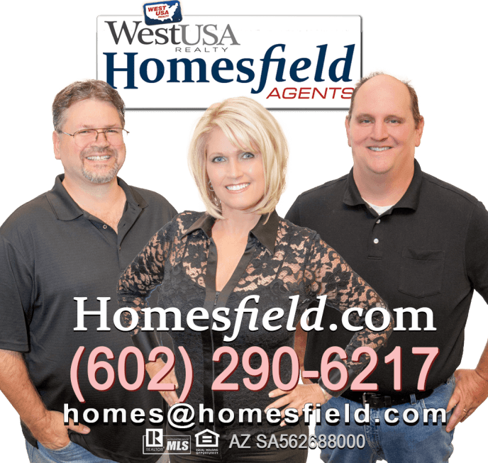 West USA Realty's Homesfield Agents in Scottsdale Arizona Realtors