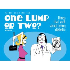 "Book cover for ""One Lump or Two?"""