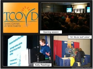Collage of images from TCOYD