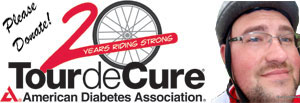 Please donate to Scott's 2011 Tour de Cure ride!