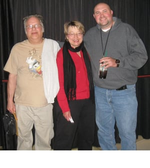 Lloyd, Kathy, & Scott