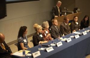 Panelists at the 2011 Richard M. Schulze Family Foundation Diabetes Symposium