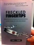 Freckled Fingertips