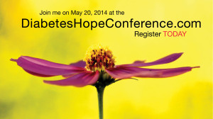 Logo Image for 2014 Diabetes Hope Conference