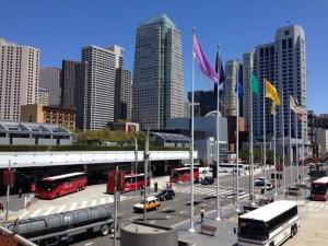Moscone Center in San Francisco