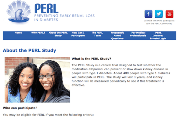 PERL Study