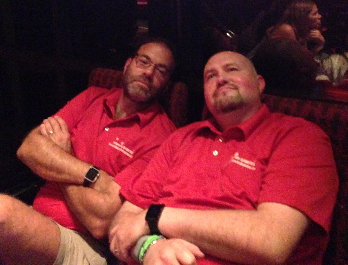 Sean and Scott - CWD Polos