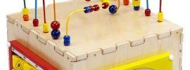 Pediatric waiting room toy