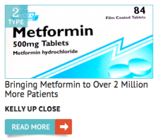 diaTribe article from Kelly Close about metformin