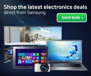 Samsung Electronic Deals - Consumer Electronics, Computers, Mobile & Laptop