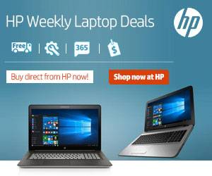 HP Weekly Laptop Deals 1 - Discount Consumer Electronics, Computers, & Mobile