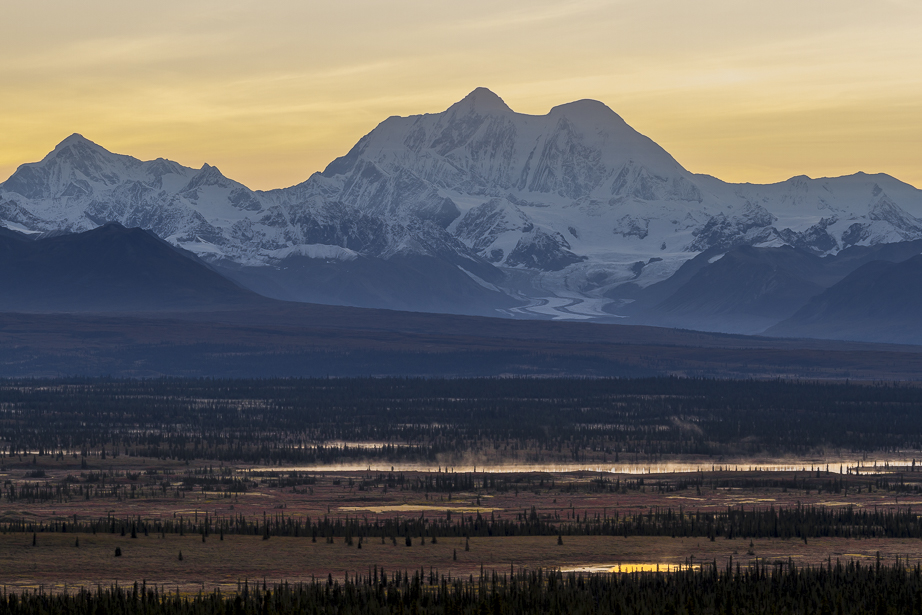 Photo of Mount Hayes, Alaska