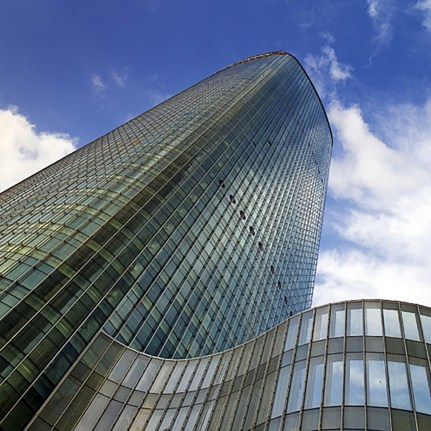 Mirae Asset Tower (KPF) - Shanghai