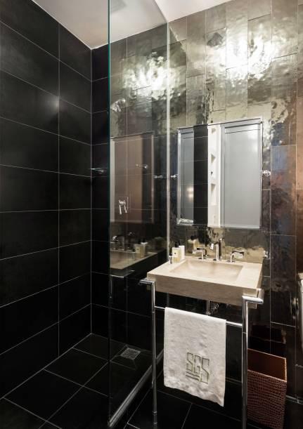 Chelsea Loft - New York - Guest Bathroom