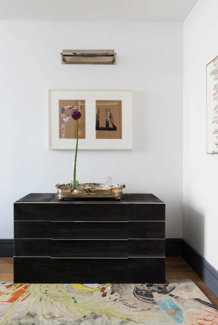 Chelsea Loft - New York - Master Bedroom Foyer