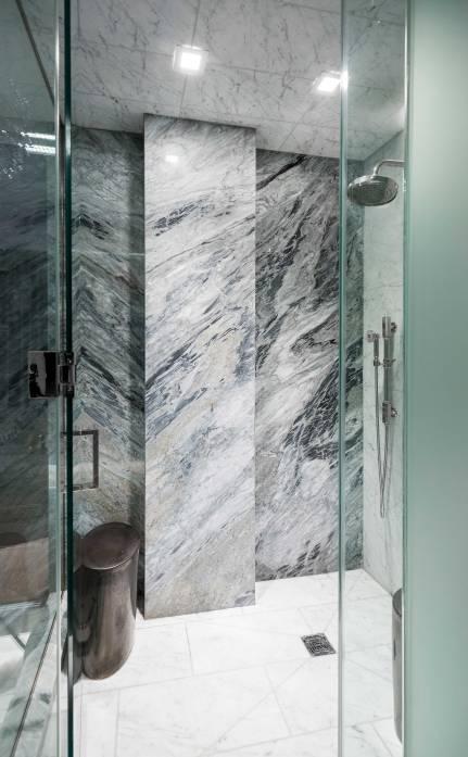 Chelsea Loft - New York - Master Bath