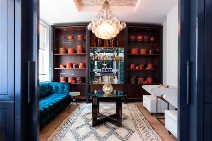 Chelsea Loft - New York - Salon