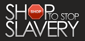 Graphic: Shop To Stop Slavery logo
