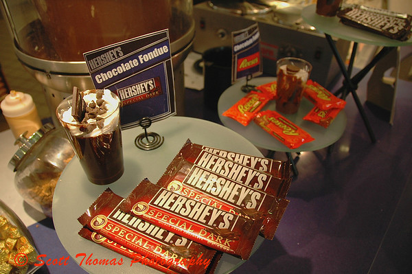 Do you like Blizzards?  Youll love these made in Hersheys Chocolate World.