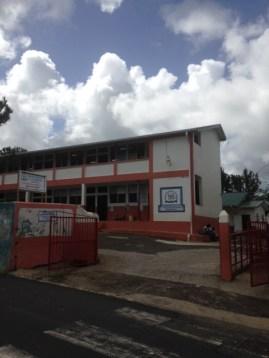 Desruisseaux Combined School