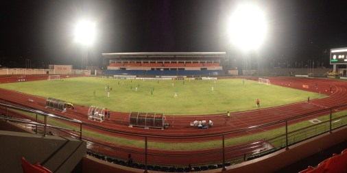 Grenada played Panama in an International Friendly on October 24, 2017.