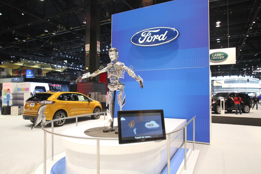 Innovation drives the 2016 Chicago Auto Show
