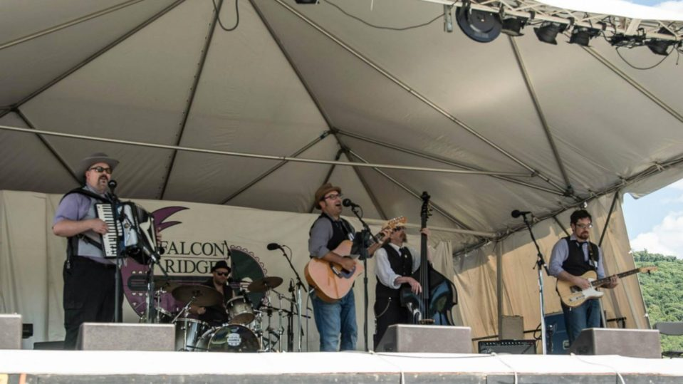 Falcon Ridge Folk Festival - Emerging Artists 2015