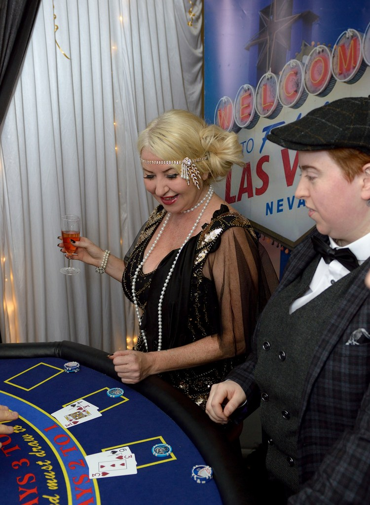 Las Vegas Theme Nights - Casino Hire