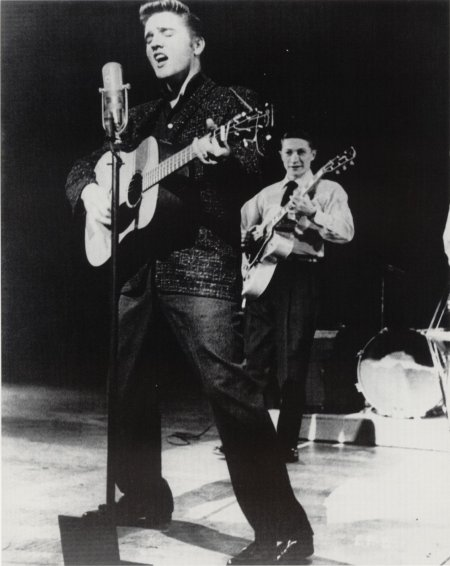 Image result for Elvis Presley, february 4, 1956