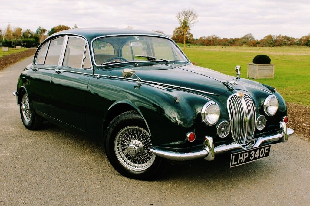Classic Jaguar Parts from David Manners