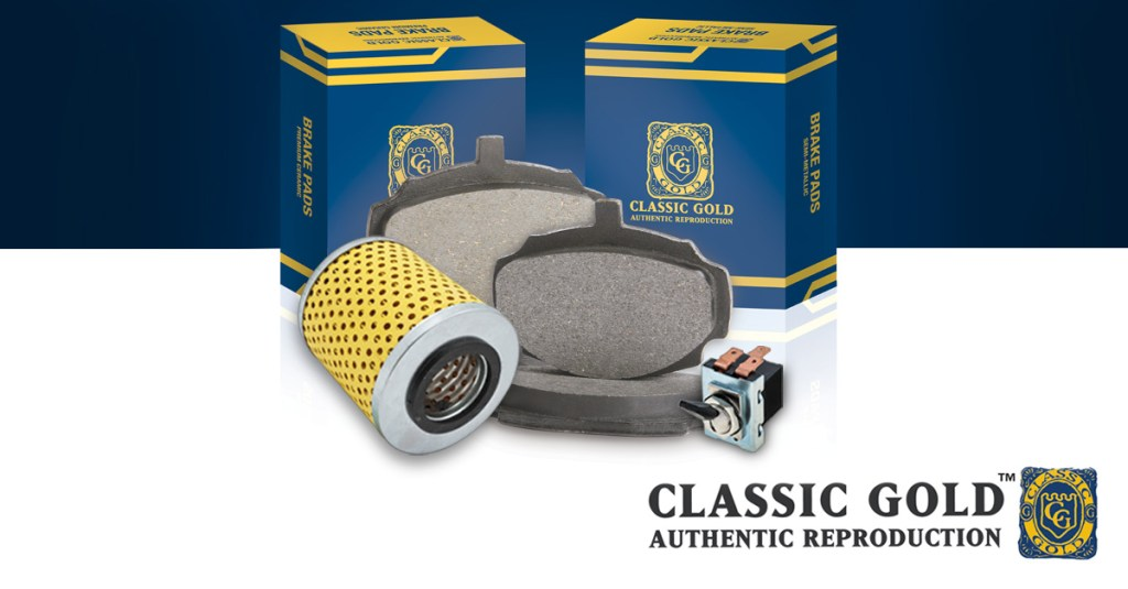 MOSS Classic Car Parts on SCOTTYS Supplier Library
