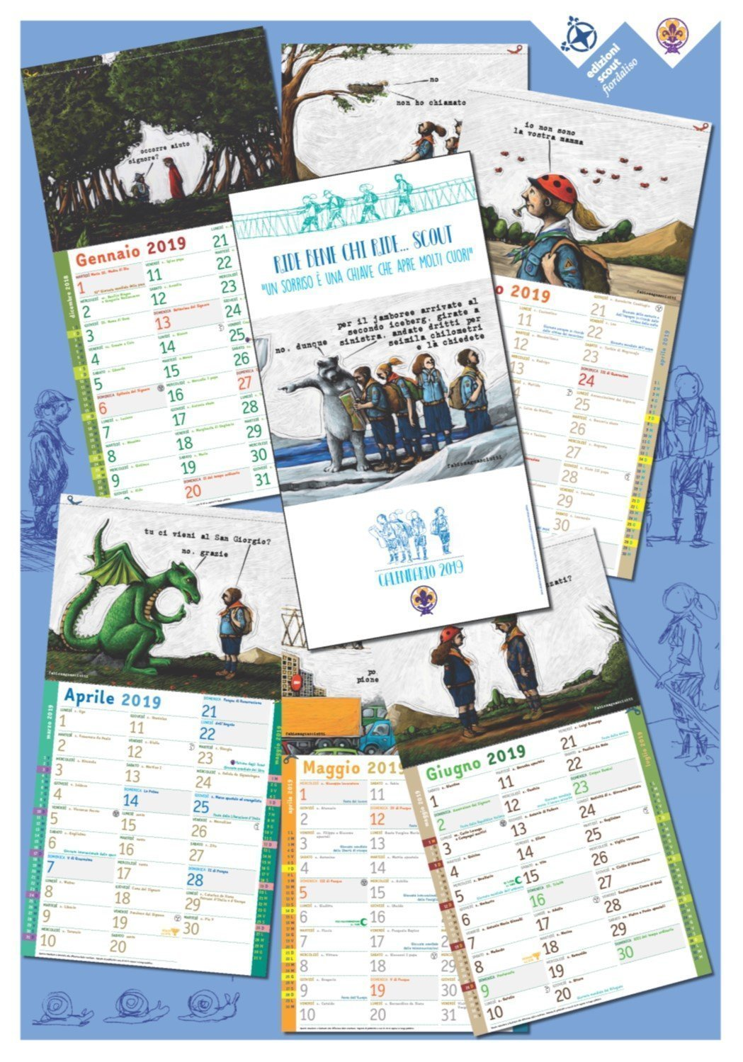 Calendario Scout – Scout.coop