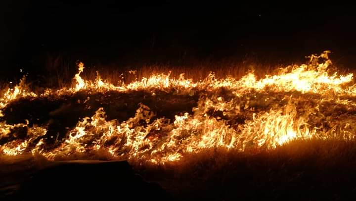 Prevenzione incendi al campo scout