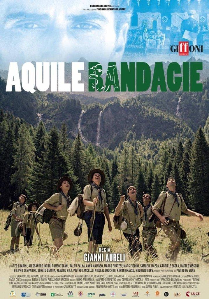 Locandina Film Aquile Randagie