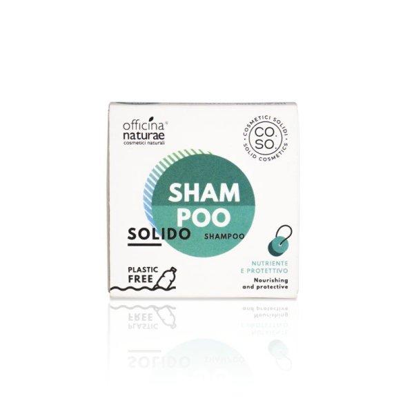 co.so shampoo solido nutriente e protettivo coso
