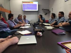 Reunión ASDE-MSC 2016-2